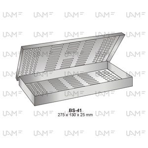 Sterilizing and Storing cases