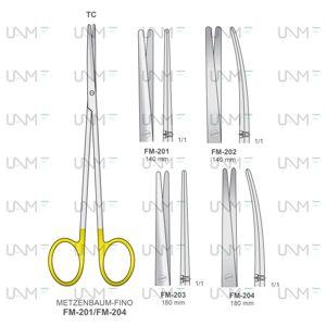 METZENBAUM FINO Scissors